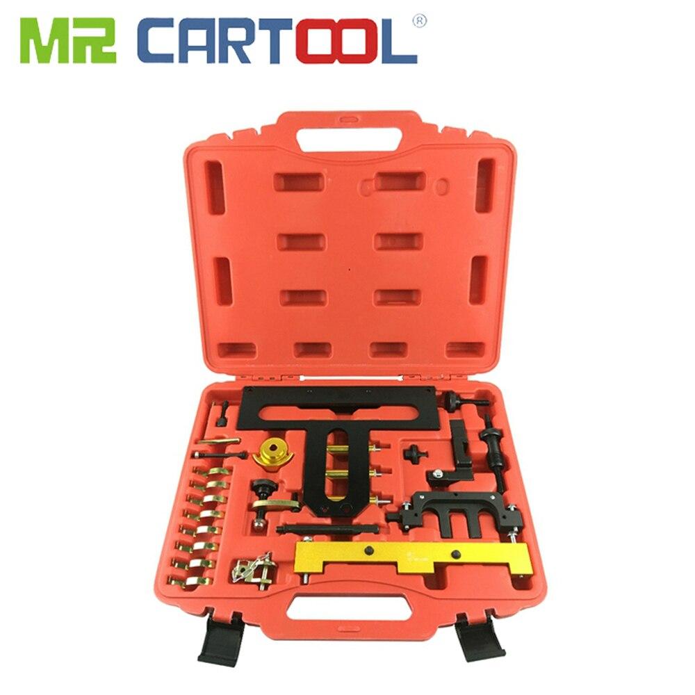 Mr Cartool 1 ensemble de Kit d'outils de distribution de moteur automatique pour BMW N42 N46 N46T