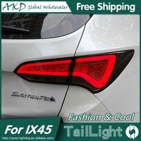 One Stop Shopping Styling For Hyundai IX45 Tail Lights New SantaFe LED Tail Light IX45 LED