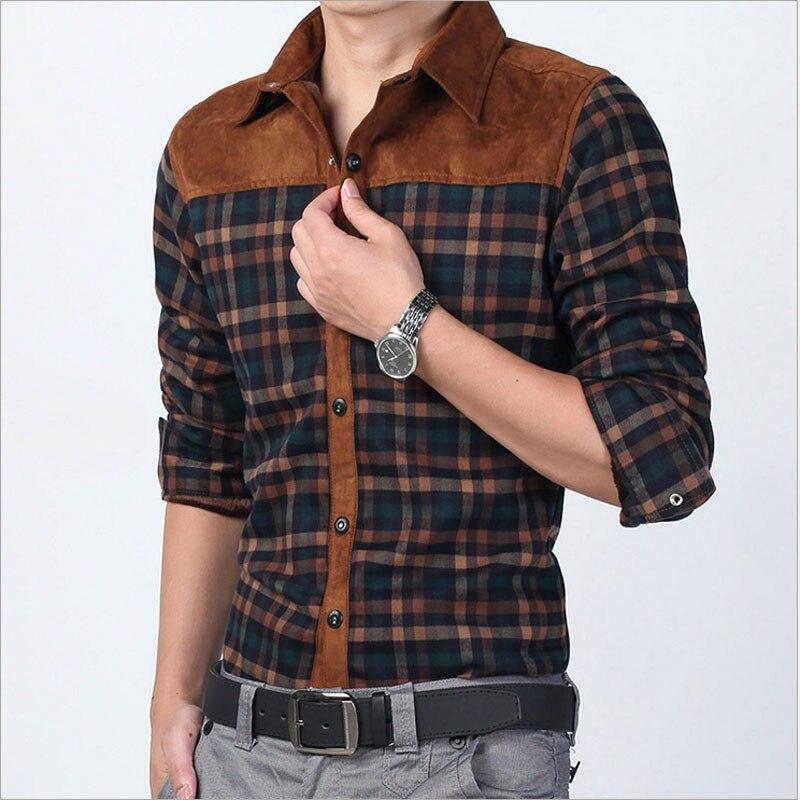 chemise bucheron doublée homme