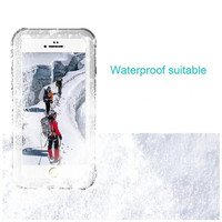 IP68 OL Redpepper Brand Waterproof Shockproof Case for iPhone 5 5s SE Ultra Thin Cases for Apple iPhone5 5s SE phone shell