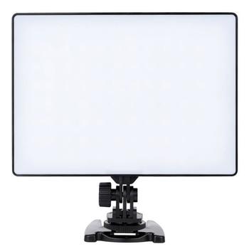 YN300 Khí DẪN Ánh Sáng Nhiếp Ảnh Video Máy Ảnh 96 LED Light Màu Có Thể Điều Chỉnh Nhiệt Độ 3200 K-5500 K cho Canon