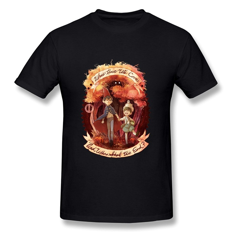 Design t shirt en ligne - Graphique T Chemises En Ligne Zomer O Cou Manches Courtes Hommes Sur Le Mur