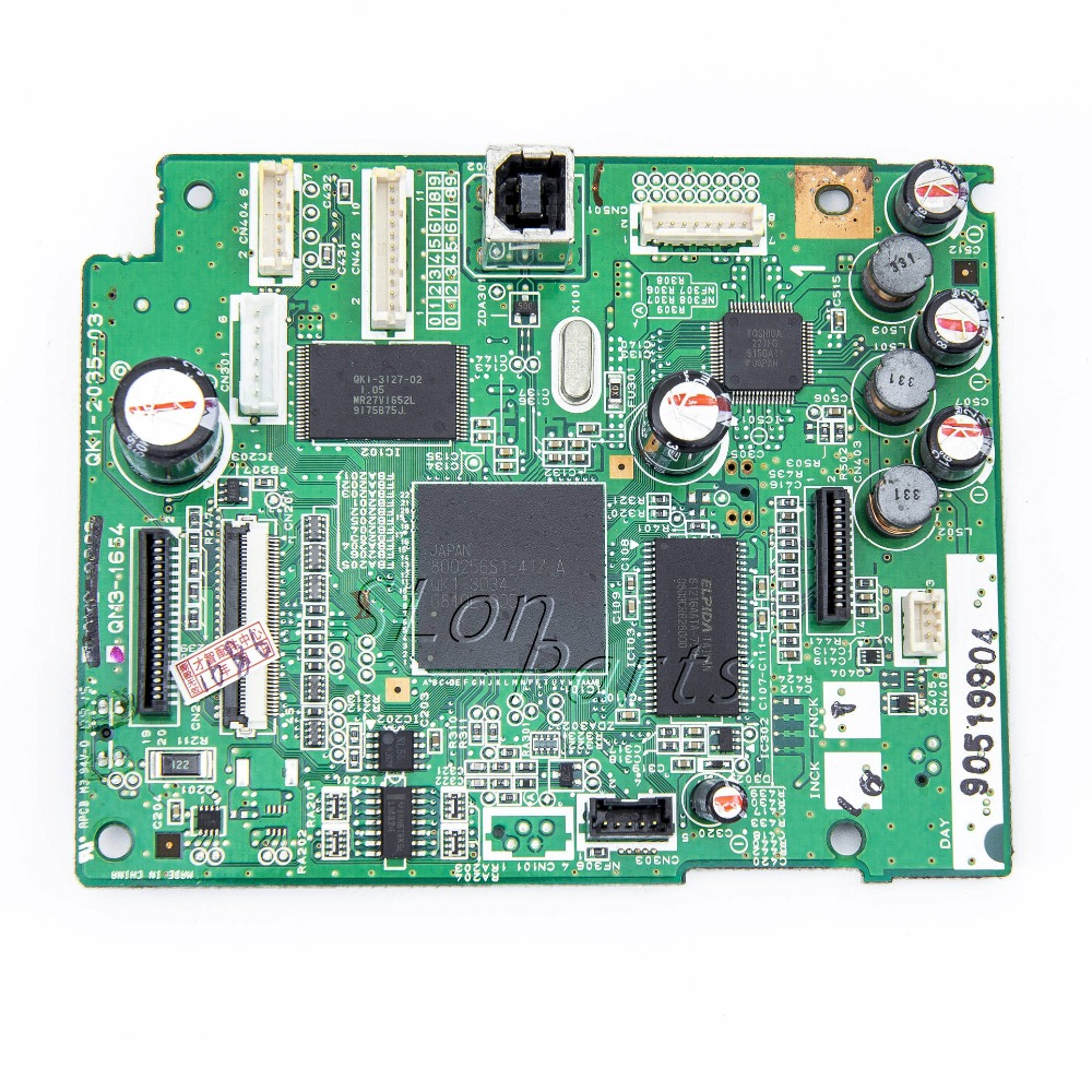 Formatter board for Canon 4000 IX4000 IX5000 printer formatter Board Motherboard hot 100% good quality for hp 2320nf formatter board motherboard