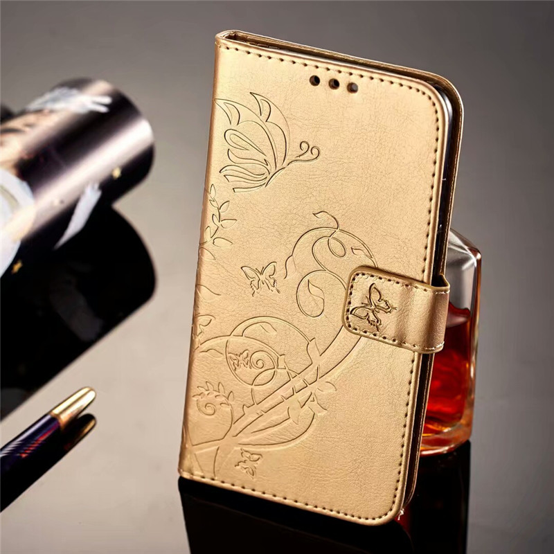 "Bloem Leather Cases Voor Sony Xperia XA Case 5.0 ""Wallet Stand Flip Cellphone Covers Voor Sony Xperia XA F3111 F3113 F3115 F3112"