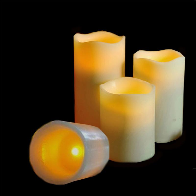 Flammenlose LED Teelicht Kerzen Nachtlichter Lampe Batteriebetriebene Fr Hochzeit Weihnachten Decor GeschenkChina Mainland