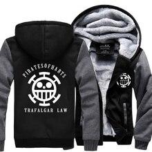 One Piece Skull Winter Jacket (4 Styles)