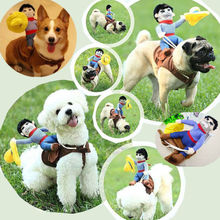 Costume Pet Puppy Dog Coat Clothes
