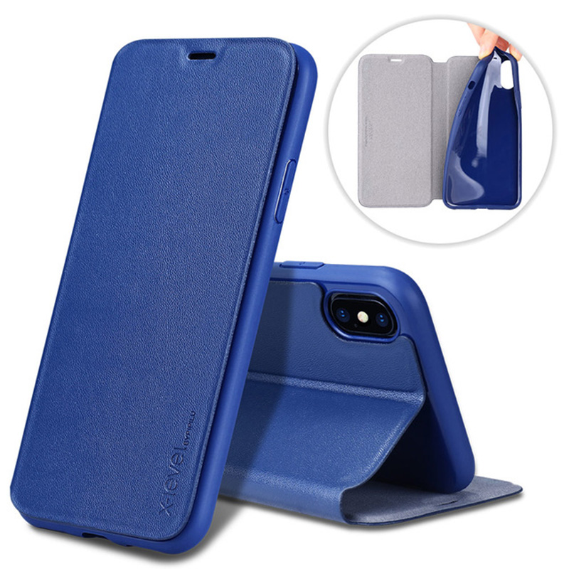 caseza iphone xs flip case