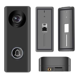 Image 3 - 1080 720pワイヤレスwifiビデオドアベルドア電話インターホンカメラpirモーション検出警報リモートロック解除