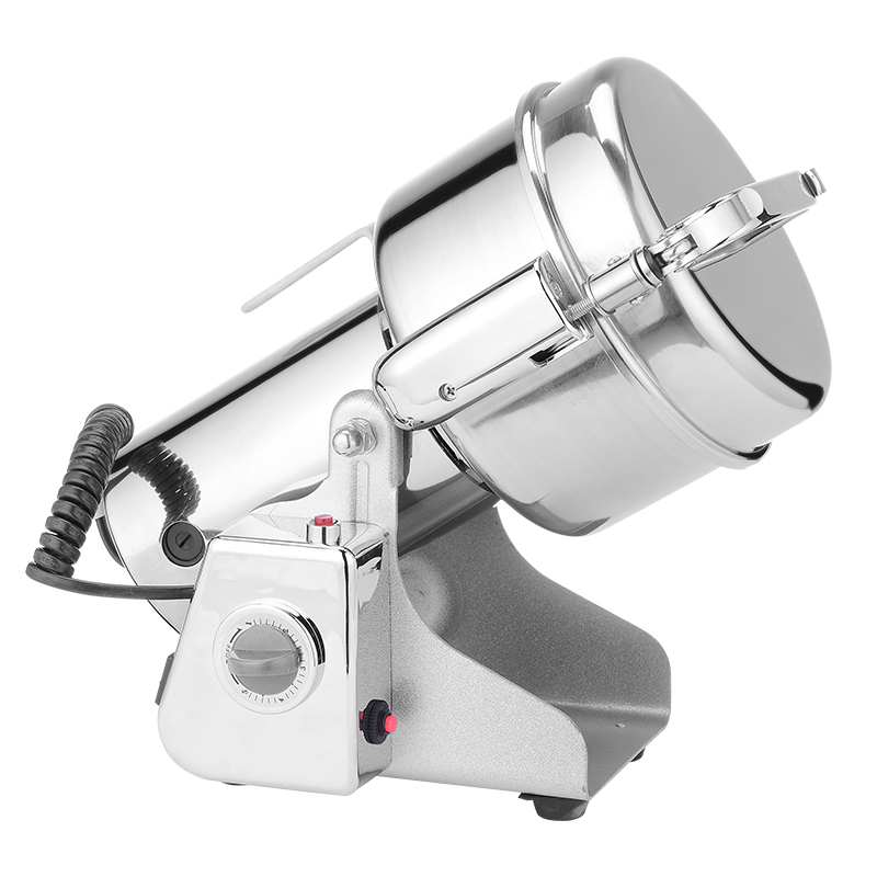 Coffee Grinders Chinese medicinal materials grinder grinding grain flour mill with small machine.