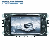 Android 8.1 Car CD DVD Player GPS Navigation for Ford Focus Mondeo Galaxy Radio IPS Screen Multimedia WIFI Autostereo Headunit
