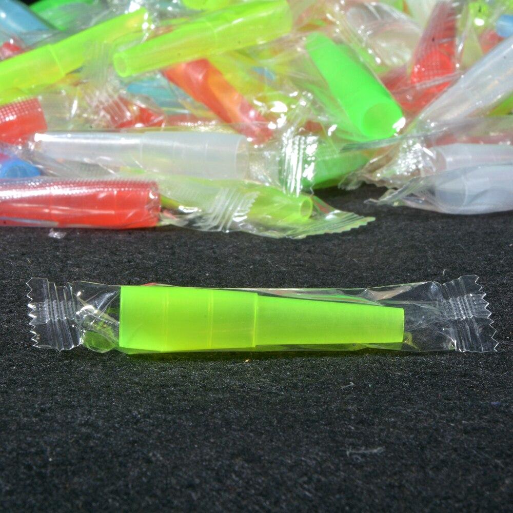 30 Uds 50 Uds 5CM Shisha Hookah boquilla de plástico boquilla de tabaco pipa Cachimbas Sisha Chicha Narguile accesorios de manguera