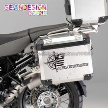 ФОТО for bmw motorrad compass f800r f650gs f700gs f800gs r1150gs r1200gs adv helmet motorcycle decal sticker waterproof m 22