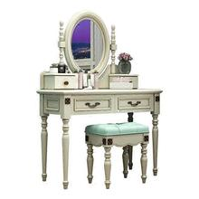 Mimi American country dresser bedroom small apartment European make-up dressing table economy(China)
