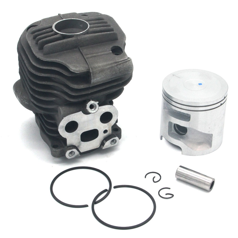 51mm Cylinder Piston Kits For Husvarna K750 K760 K770 Power Cutter Partner K750 PN 581476103 581476102 520757304 520757303