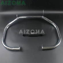 Chrome Engine Guard Protection Motorcycle Highway Crash Bar For Honda VTX1800N 2004-2008 VTX1800R 2002-2007 VTX1800S 2002-2006