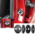Door Lock  Cover for Mazda Cx-5 2012 2013 Mazda Cx5 Mazda 3(2011-2013) Mazda 5(2008-2011) Mazda 2 4pcs per set