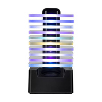 2019 newest Wireless Bluetooth Speaker 7 Colors LED Colorful Multifunction Floor Speaker Wireless Hands free Speaker