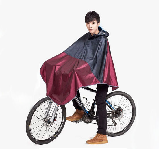 Riancoat Men Bike Bicycle Cycling Cycle Waterproof Rain Coat Raincoat Cape Poncho high quality adults motorcycle cycle waterproof double rain coat couple raincoat wind coat windcoat scooter cape poncho