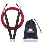 Speed Rope Скакалка 7 цветов Регулируемая стальная проволока с сумкой для переноски Crossfit Трени ✔