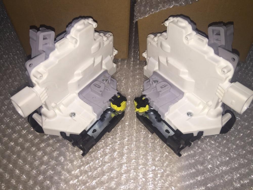 SEAT Leon Door Latch Mechanism / Door Lock Actuator 1P0839016 - 자동차부품 - 사진 3