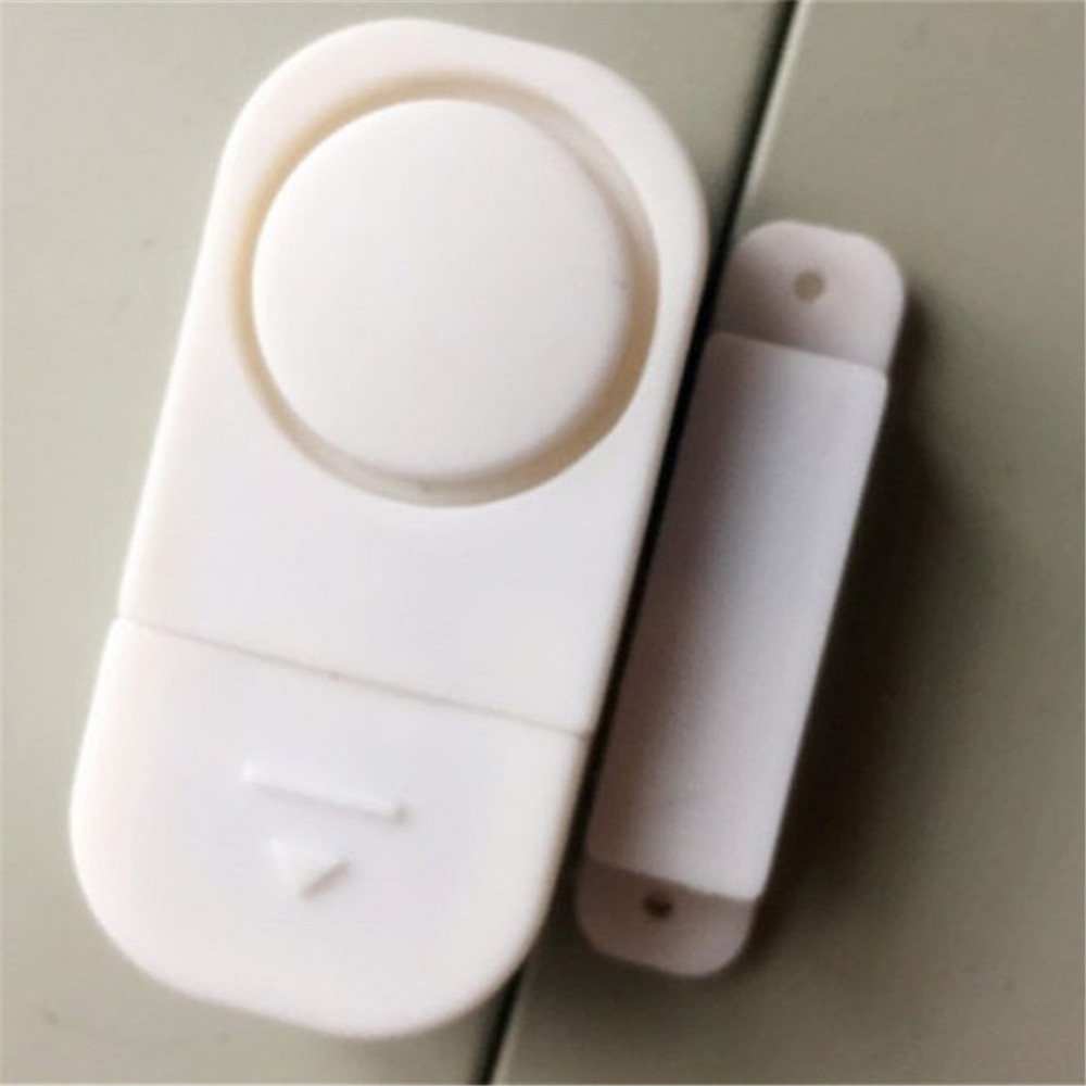 Doorbell Wireless Door Window Entry Burglar Alarm Signal Security Alarm Sensors Magnetic Door Detector Switch Guardian Protector