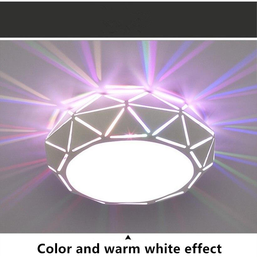 ac220v redonda moderna led lanterna 5w 1w 04