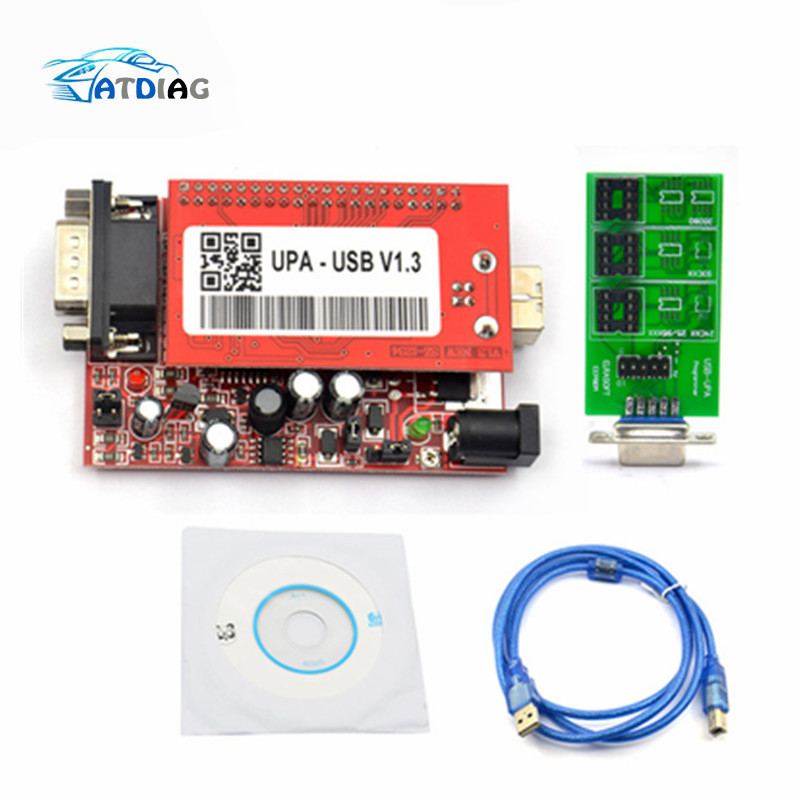 New UPA USB Programmer V1.3 Main Unit UUSP Eprom Chip programmer HKP-in Electrical Testers & Test Leads from Automobiles & Motorcycles    1