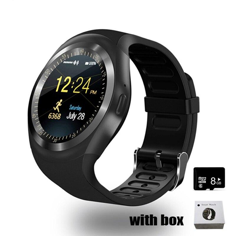 76ed70c2ae1 KESHUYOU Relogio Smartwatch Android Ios Smartwatch Women Smart Watch Men  Smartphone With sim Card Reloj Nteligente For Xiaomi em Relógios  inteligentes de ...