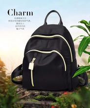 Oxford Small Backpacks For Women School Plaid Mini Casual Bag Korean Styles Backpack Female 2019