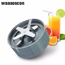 Stainless Steel Extractor Blade Compatible With 600W Models Kitchen Blender Replaceable Juicer Base for Nutribullet Blenders
