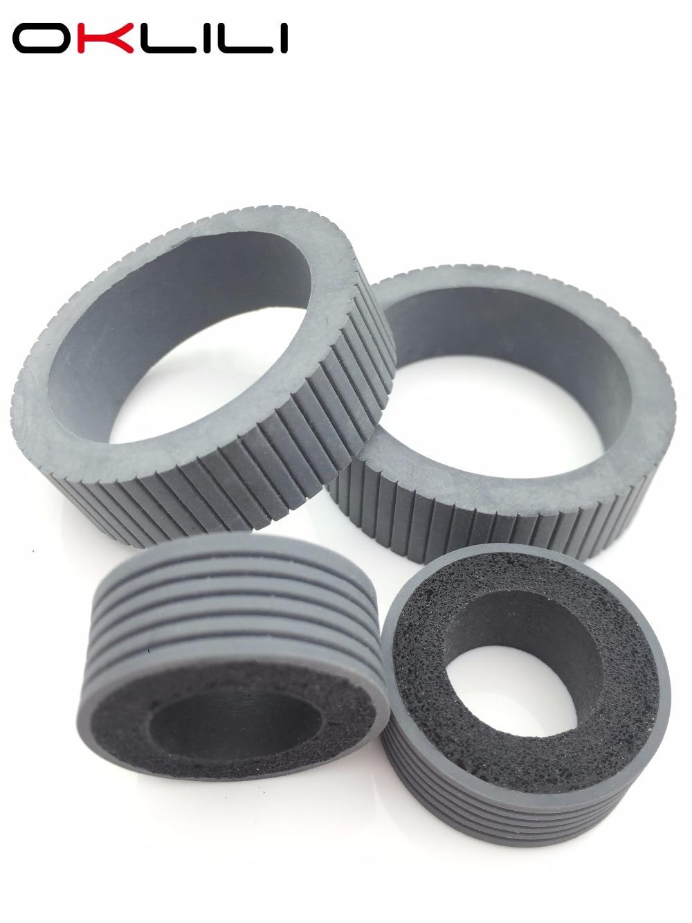 20X PA03670 0001 PA03670 0002 Consumable Kit Pick Roller Brake Roller Pickup Roller for Fujitsu fi