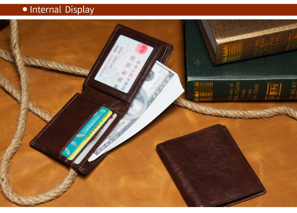 2031-100% top quality cow genuine leather men wallets fashion splice purse dollar price carteira masculina-1_01 (5)