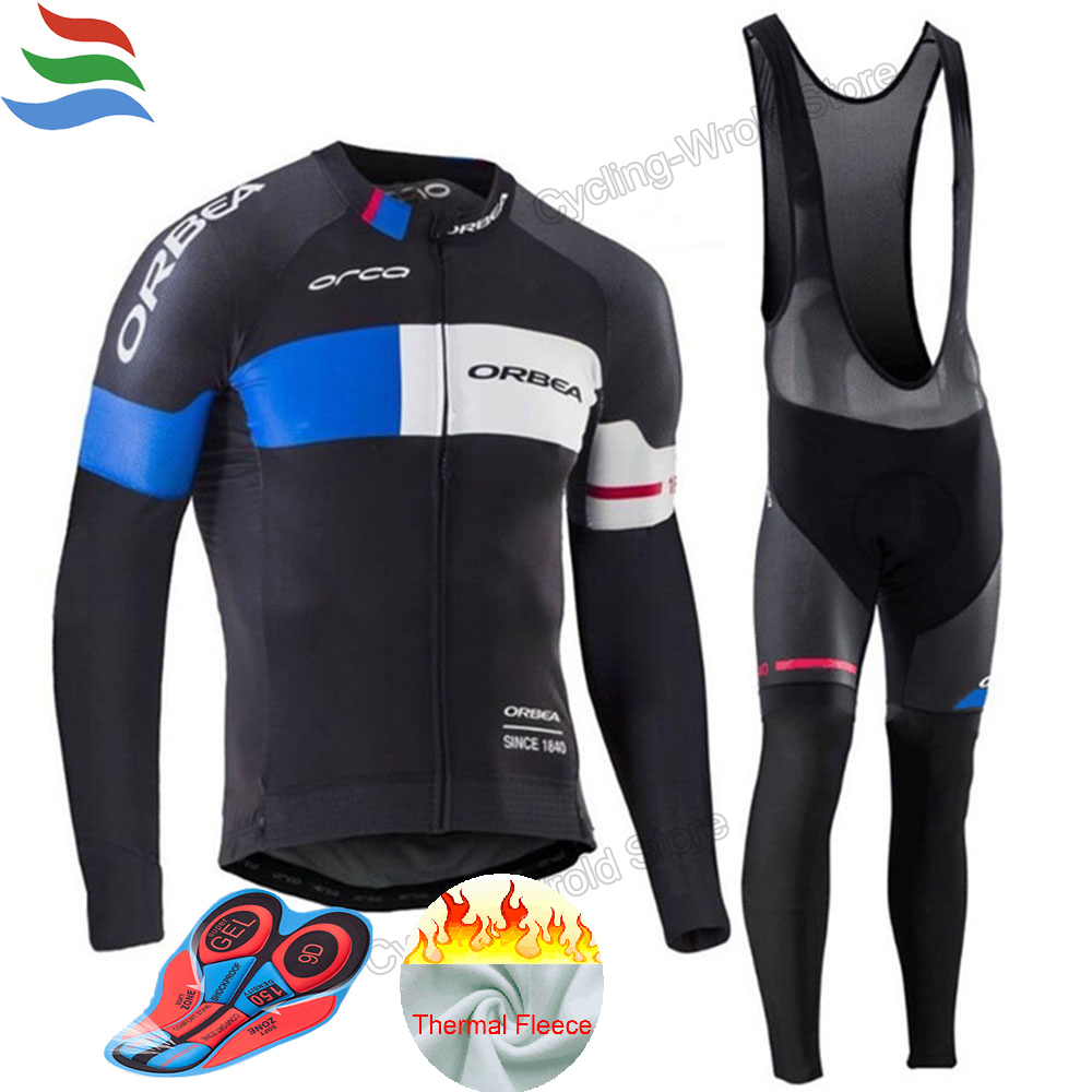 #596 2018 New Vetement De Velo Pro 9D GEL Pad Orbea Clothing Good Quality Cycling Clothes Ciclismo Quick Dry Pro Cycling Jersey