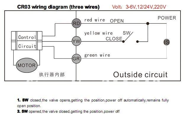 Shut Off Valve Wiring Diagram Circuit Wiring And Diagram Hub