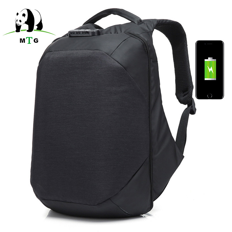 купить Laptop Backpack Men Women Waterproof Anti Theft Multifunction Backpacks With USB Charg Port And Lock Leisure Travel Mochila Male по цене 4305.6 рублей