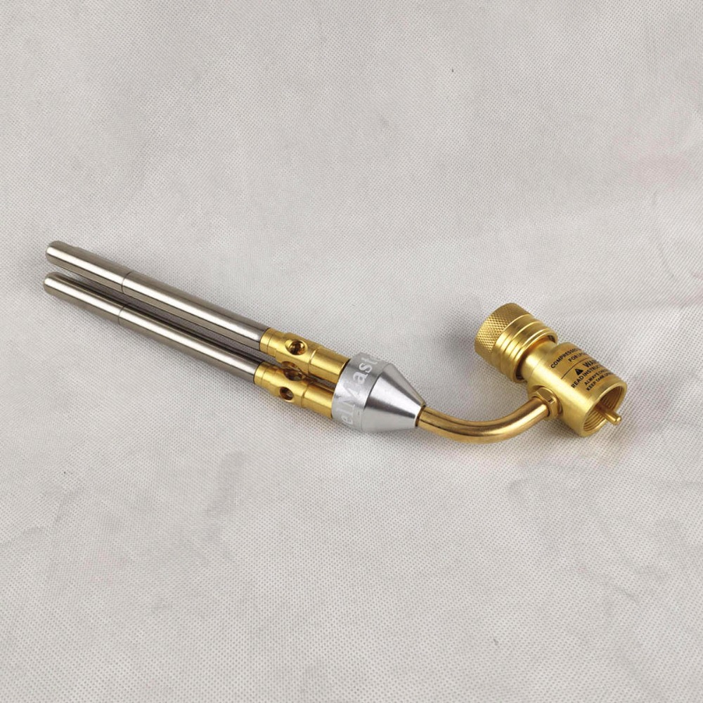 Welding Torch CE Soldering Brazing Quenching Burner HVAC Gas Burner Torch Torch MAPP Pipes Gas Hand 3 BBQ