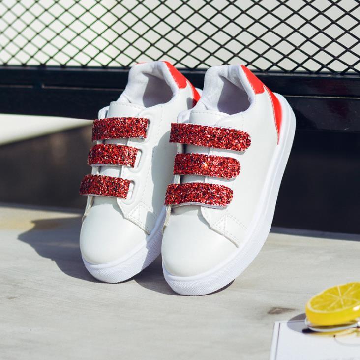 5ab2f1db HaoChengJiaD tamaño 21-30 niño zapatillas de deporte zapatos de lona zapatos  para bebé niños