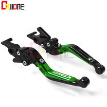 Motorcycle Accessories Adjustable Brake Clutch Levers For Honda CB500F Motorbike