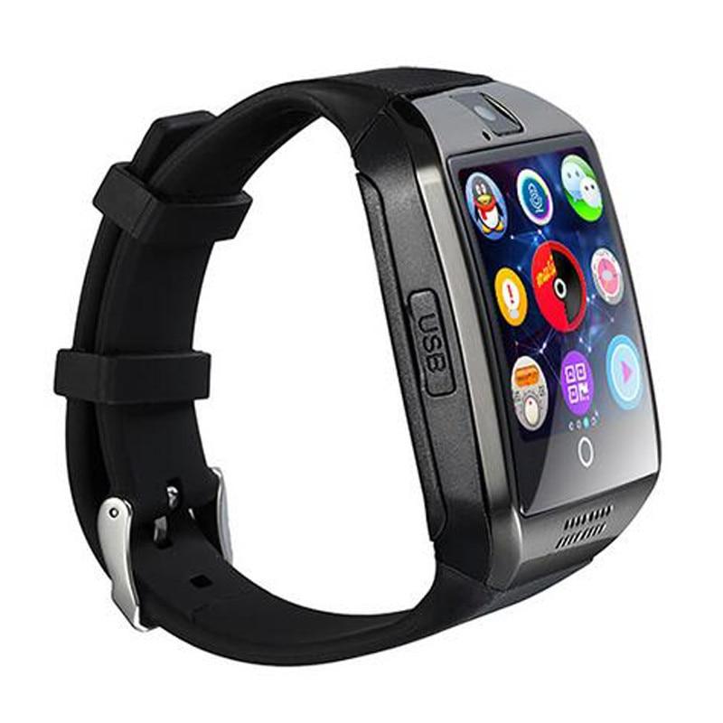 Q18 Fashion Bluetooth Smart Watch Աջակցություն SIM - Կանացի ժամացույցներ - Լուսանկար 2