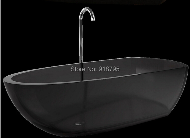 Vasca Da Bagno Disegno : 1800x800x500mm nuova resina disegno freestanding vasca da bagno in