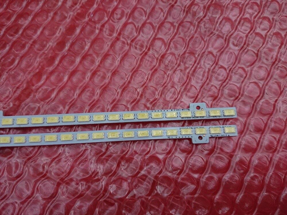 Image 3 - (New kit) 2 PCS*72LEDs 510mm LED backlight strip 2011SVS46 5K6K  LEFT RIGHT H1B 1CH for UA46D6000SJ BN64 01644A  LTJ460HW03 Hbarbar  barbar led
