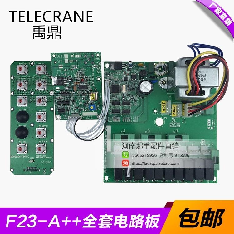 F23-A++ remote control transmitter circuit boardF23-A++ remote control transmitter circuit board