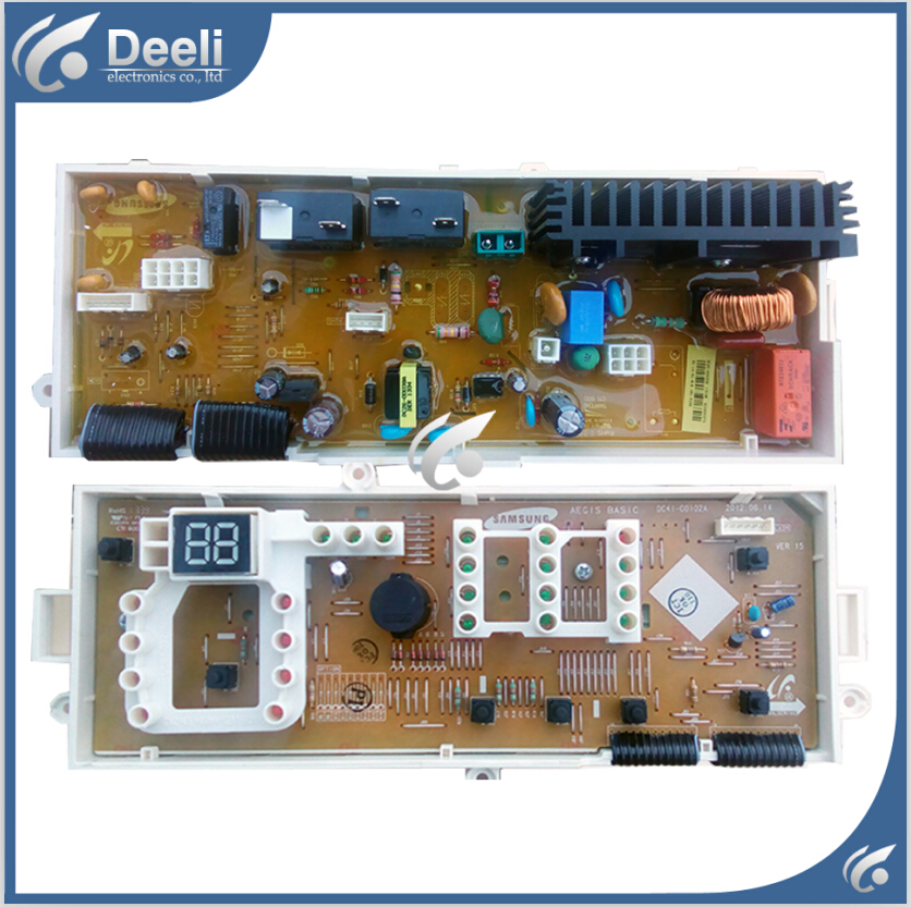 100 new for washing machine board controller board DC41 00102A DC92 00523 motherboard on sale