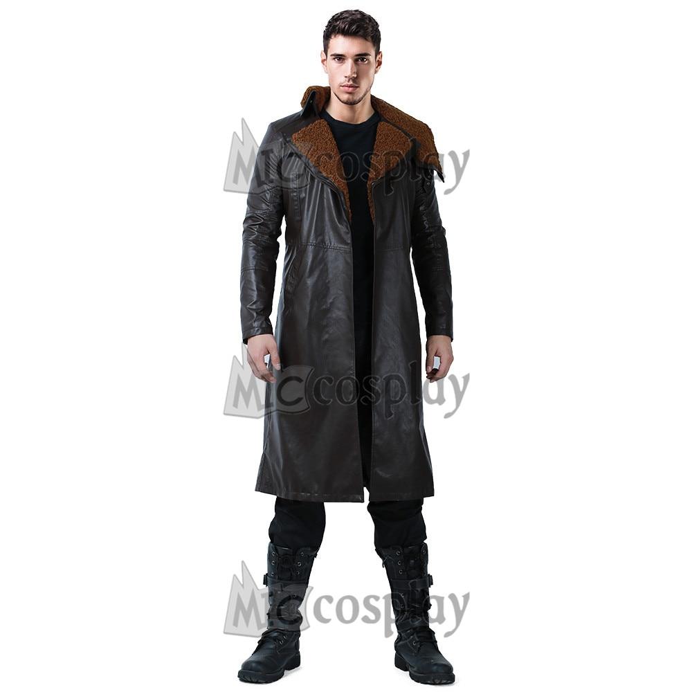 Blade Runner 2049 K Replicant Cosplay Coat Costume