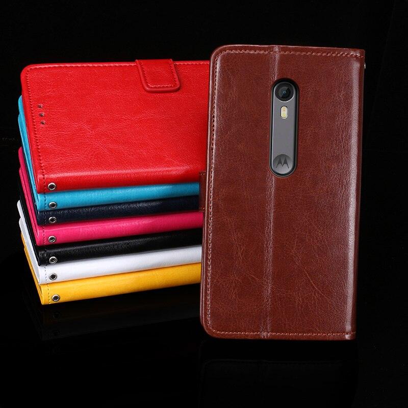 Para Motorola Caso Moto G3 5.0 ''Estilo Negócios Virar Suporte Carteira de Couro Capa Tampa Caixa Do Telefone para Moto G3 acessórios