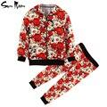 Новые девушки одежда наборы с длинным рукавом детская одежда лето весна детская одежда детские верхняя одежда + детские брюки костюм