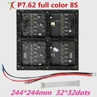 Professional Manufacturer P7 62 Indoor 1 8scan SMD 244mm 244m