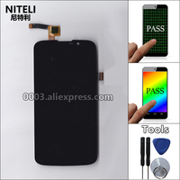 New Touch Screen Panel Digitizer Glass LCD Display Screen For Highscreen Omega Prime Mini