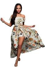 New Rockabilly Asymmetrical High Low Maxi Dress Vestidos Longos Women High Slit Party Long Dress Slash Neck Tunic Vestidos 64076